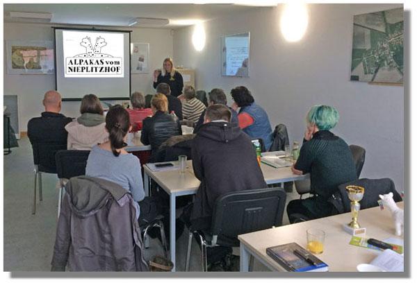Alpaka Seminar für Einsteiger und Anfänger